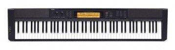 Цифровое фортепиано CASIO CDP-220, 88, полновзвешенная, полноразмерные, 48, черный [cdp-220rbk]