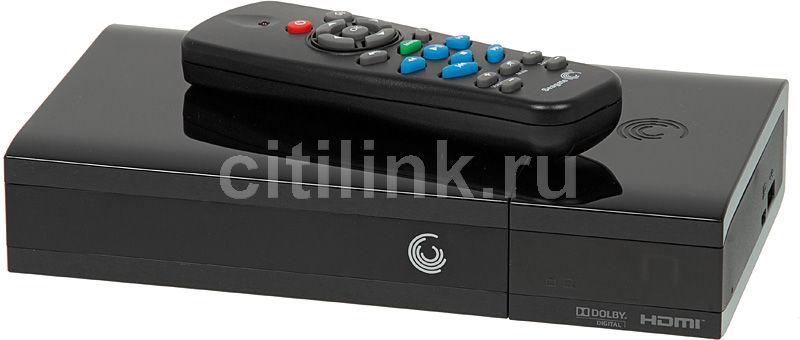 Медиаплеер SEAGATE STBG3000200 GoFlex Cinema,  3Тб черный