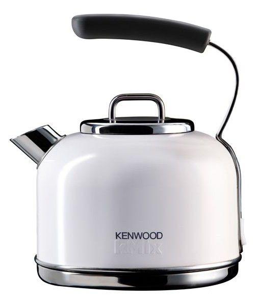Чайник электрический KENWOOD SKM030, 2200Вт, белый
