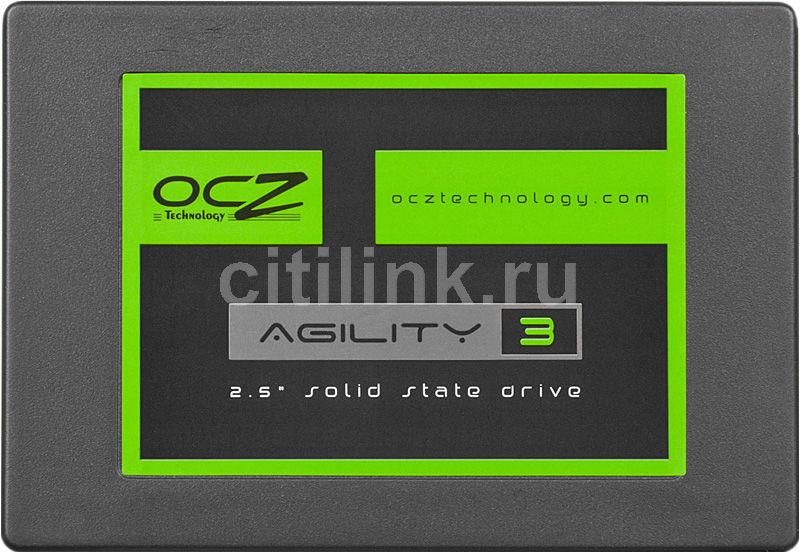 SSD накопитель OCZ Agility 3 AGT3-25SAT3-60G 60Гб, 2.5