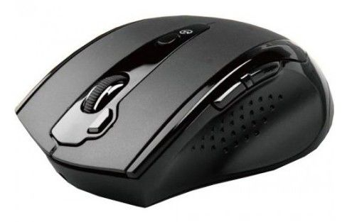 Мышь A4 V-Track G10-810FL оптическая беспроводная USB, черный