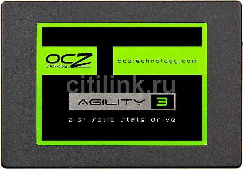 SSD накопитель OCZ Agility 3 AGT3-25SAT3-240G 240Гб, 2.5