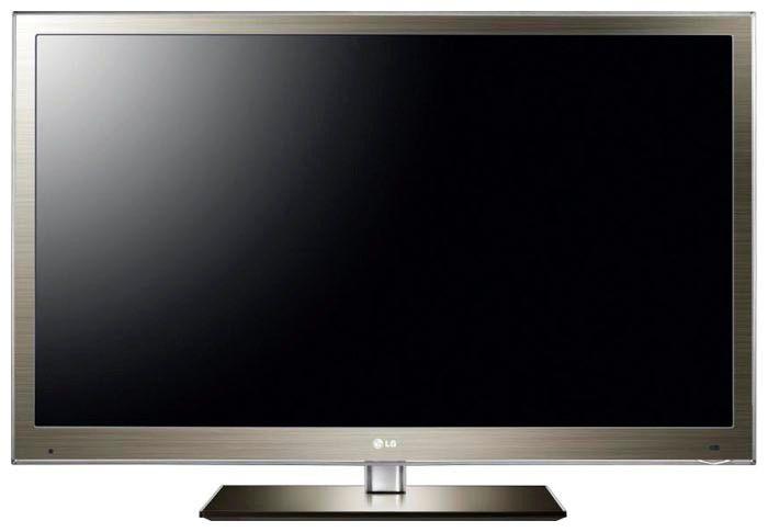 """LED телевизор LG 55LV770S  """"R"""", 55"""", FULL HD (1080p),  золотистый"""