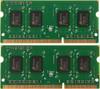 Модуль памяти CORSAIR CMSO4GX3M2A1333C9 DDR3 -  2x 2Гб 1333, SO-DIMM,  Ret вид 2