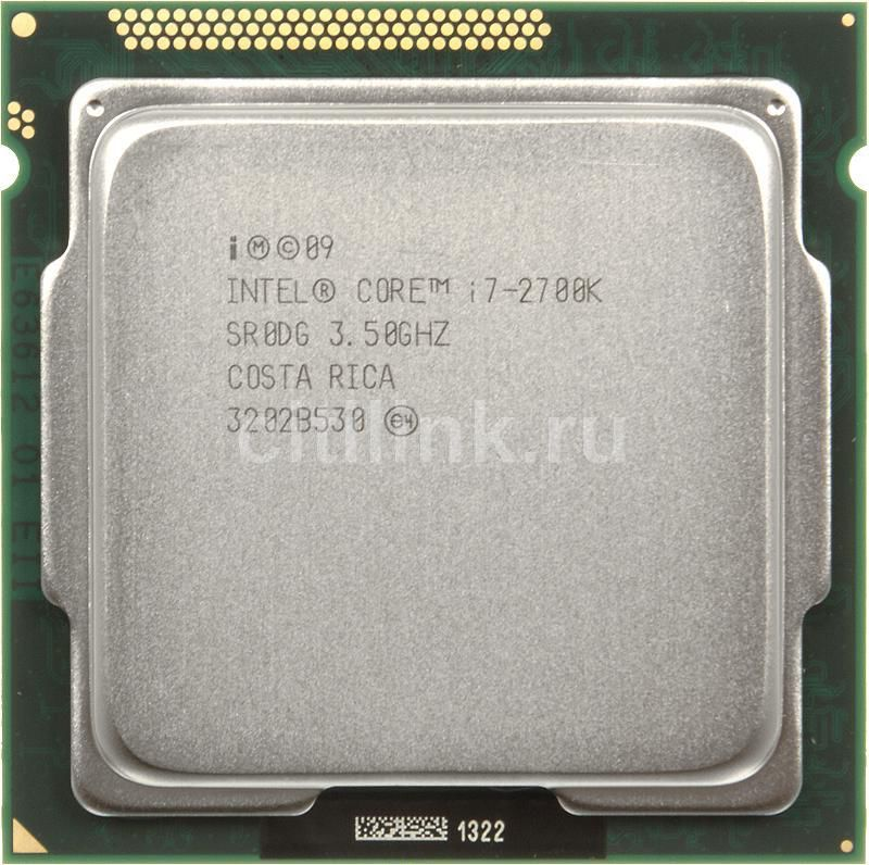 Процессор INTEL Core i7 2700K, LGA 1155 OEM [cpu intel core i7-2700k oem]