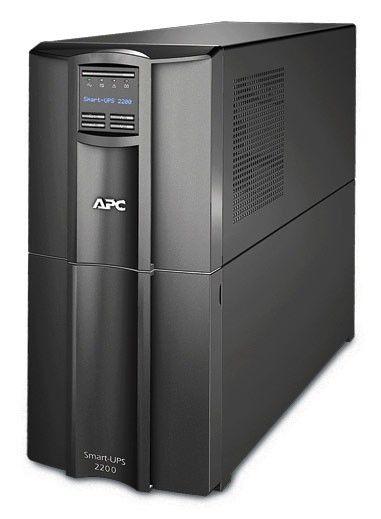 Источник бесперебойного питания APC Smart-UPS SMT2200I,  2200ВA