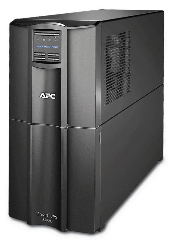 Источник бесперебойного питания APC Smart-UPS SMT3000I,  3000ВA
