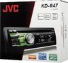 Автомагнитола JVC KD-R47,  USB вид 6