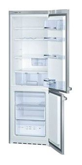 Холодильник BOSCH KGV36Z46,  двухкамерный,  серебристый