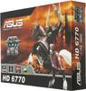 Видеокарта ASUS Radeon HD 6770,  1Гб, GDDR5, Ret [eah6770/di/1gd5] вид 7