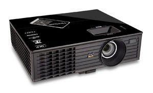Проектор VIEWSONIC PJD6553W черный [vs14195]