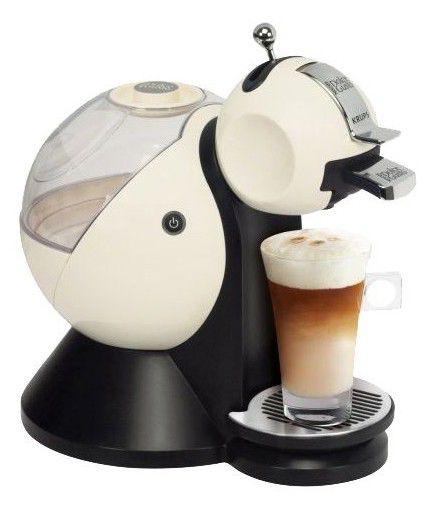 Капсульная кофеварка KRUPS KP2102, 1500Вт, цвет: белый