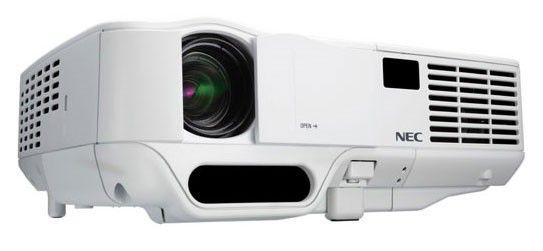 Проектор NEC NP43G белый