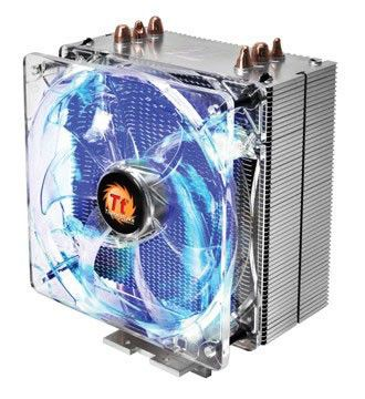 Устройство охлаждения(кулер) THERMALTAKE Contac 30 (CLP0579),  120мм, Ret