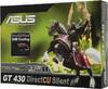 Видеокарта ASUS GeForce GT 430,  1Гб, DDR3, Ret [engt430 dc sl/di/1gd3/eu] вид 7