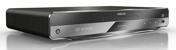 Плеер Blu-ray PHILIPS BDP9600/51, черный