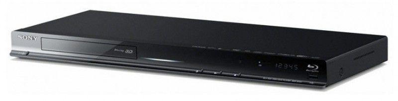 Плеер Blu-ray SONY BDP-S580, Стандартный пульт ДУ, черный