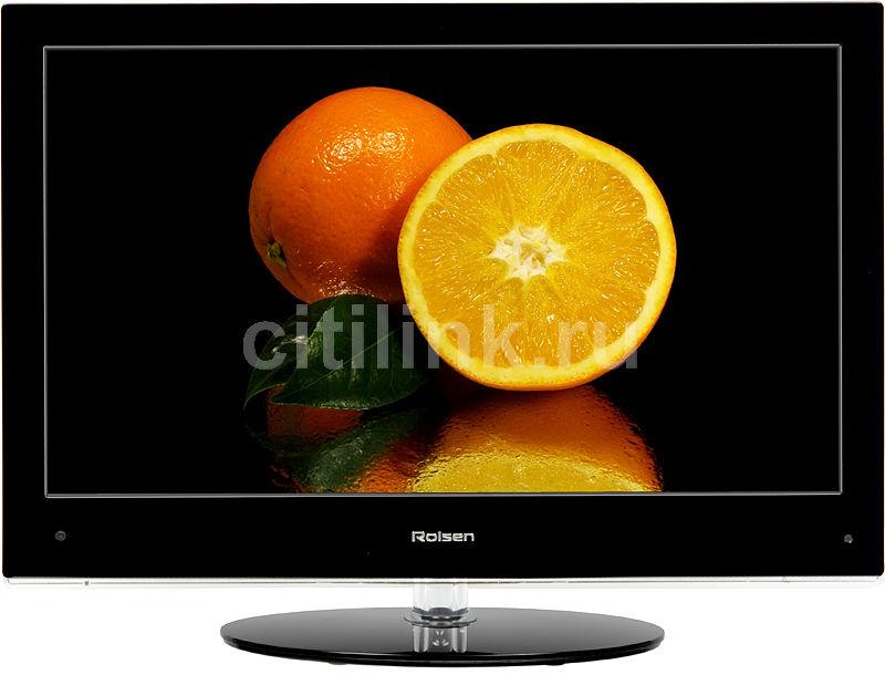 "LED телевизор ROLSEN RL-23L1002UF  ""R"", 23"", FULL HD (1080p),  черный"