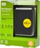 Внешний жесткий диск WD My Passport Essential SE WDBGYS0010BBK-EEUE, 1Тб, черный вид 6