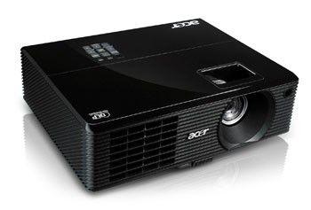 Проектор ACER X1213P черный [ey.jd305.013]