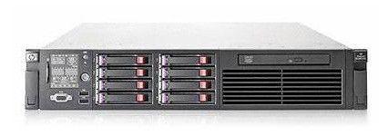 Сервер DL380-G7 E5620 2x4GB P410i/512+BBWC 1x300GB SAS DVD-RW 1x460W (470065-546)