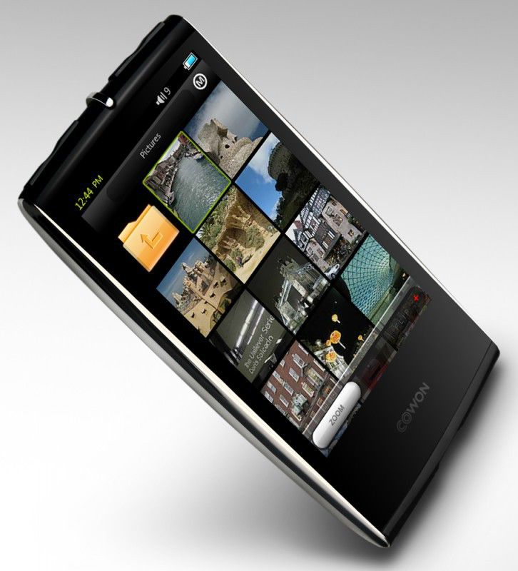 MP3 плеер COWON Iaudio S9 flash 8Гб хром