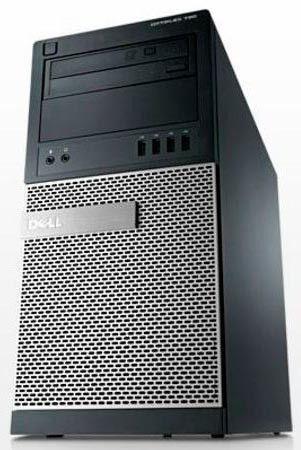Компьютер  DELL Optiplex 790,  Intel  Core i3  2120,  DDR3 4Гб, 250Гб,  DVD-RW,  Windows 7 Professional [210-35954]