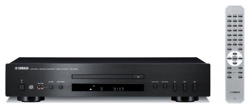 Плеер CD YAMAHA CD-S300,  черный [acds300b]