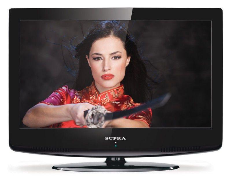 """Телевизор ЖК SUPRA Miyazaki STV-LC4217F  """"R"""", 42"""", FULL HD (1080p),  черный"""
