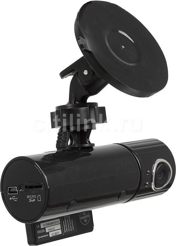 Видеорегистратор SUPRA SCR-690 черный