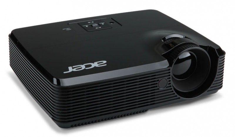 Проектор ACER P1220 черный [ey.jee04.004]