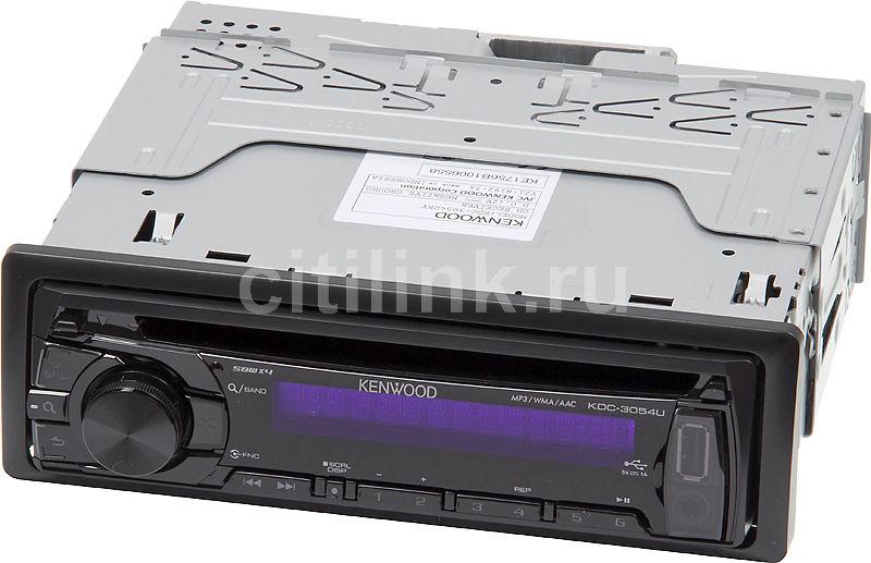 Автомагнитола KENWOOD KDC-3054URY,  USB
