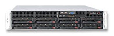 Сервер iRU ROCK 2112R 2*E5620/6*2Gb/noHDD/RAID+BBU/DVD/2*700W/2U