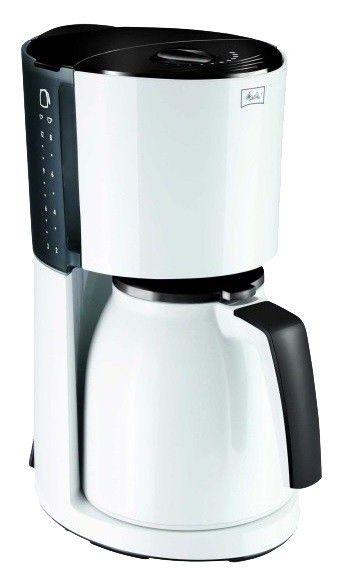 Кофеварка MELITTA Enjoy,  капельная,  белый  / черный