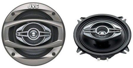 Колонки автомобильные JVC CS-HX538,  коаксиальные,  230Вт