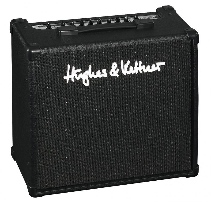 Гитарный комбо для электрогитар HUGHES&KETTNER Edition Blue 30 DFX