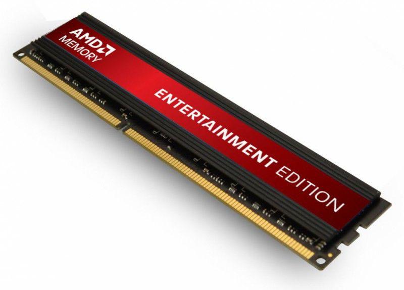 Модуль памяти AMD Entertainment Edition AE34G1609U2 DDR3 -  4Гб 1600, DIMM,  Ret