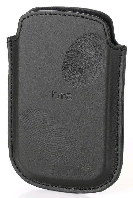 Чехол (футляр) HTC PO S690, для HTC Explorer, черный