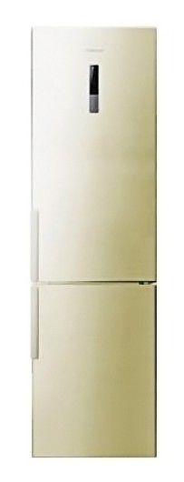 Холодильник SAMSUNG RL58GEGVB,  двухкамерный,  бежевый [rl58gegvb1/bwt]
