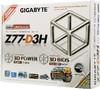 Материнская плата GIGABYTE GA-Z77-D3H LGA 1155, ATX, Ret вид 6