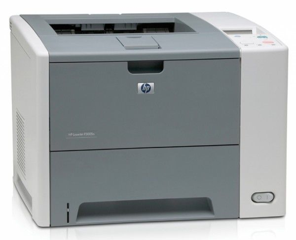 Принтер HP LaserJet P3005n лазерный [q7814a]