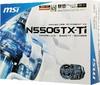 Видеокарта MSI GeForce GTX 550Ti,  1Гб, GDDR5, Ret [n550gtx-ti-md1gd5] вид 7