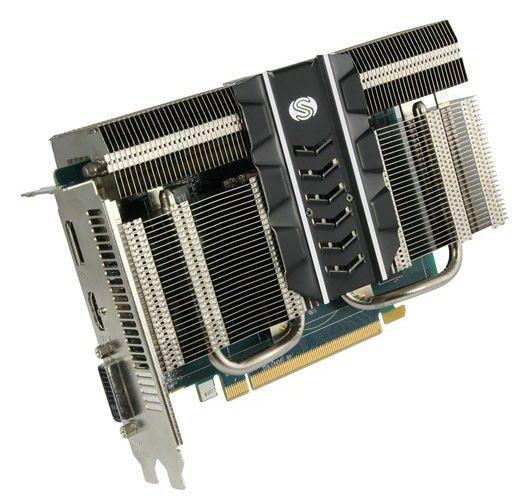 Видеокарта SAPPHIRE Radeon HD 7750,  1Гб, GDDR5, lite [11202-xx-40g]