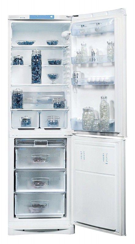Холодильник INDESIT BIA 20,  двухкамерный,  белый