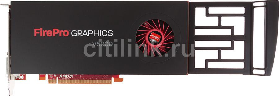 Видеокарта HP FirePro V5900,  2Гб, GDDR5, Ret [ls992aa]