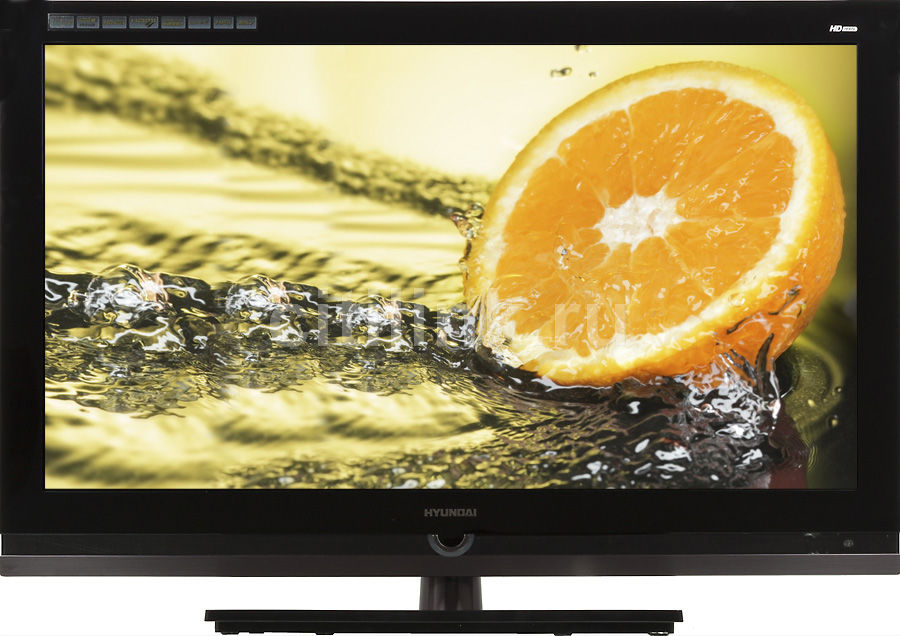 "LED телевизор HYUNDAI H-LED32V16  ""R"", 31.5"", HD READY (720p),  черный"