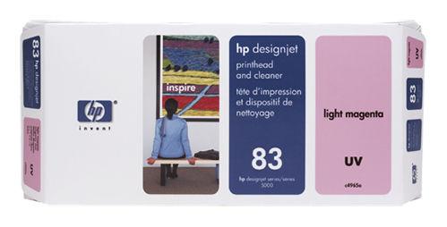 Печатающая головка HP 83 пурпурный [c4965a]