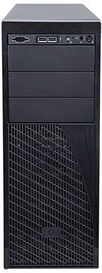 Корпус Intel P4304XXSFEN Midi-Tower 550W черный [p4304xxsfen 916306]