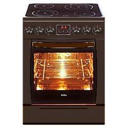 Электрическая плита HANSA FCCB 62004010,  стеклокерамика,  коричневый