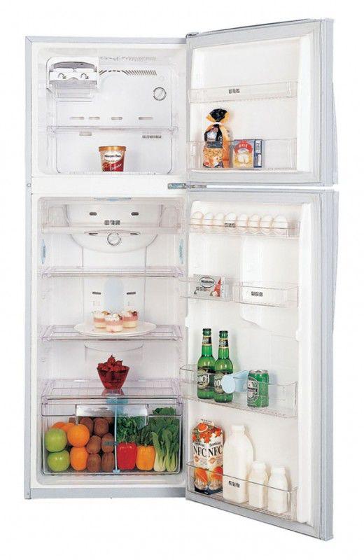 Холодильник SAMSUNG RT-37GRSW,  двухкамерный,  белый [rt37grsw1/bwt]